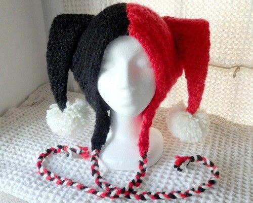 Harly Quinn hatt