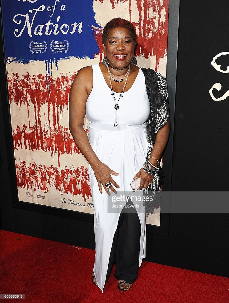 Actress Loretta Devine attends the premiere of 'The Birth of a Nation' at ArcLight Cinemas Cinerama Dome on September 21, 2016 in Hollywood, California.