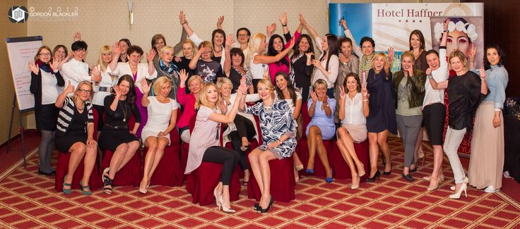 Meeting Lady Business Club in Sopot in Hotel Haffner, 1.07.2013