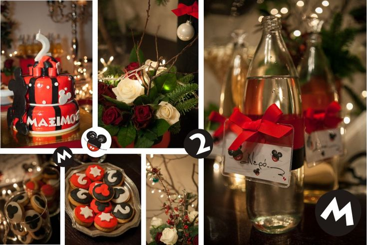 Customized details for a memorable themed birthday party by MAZI-Event.