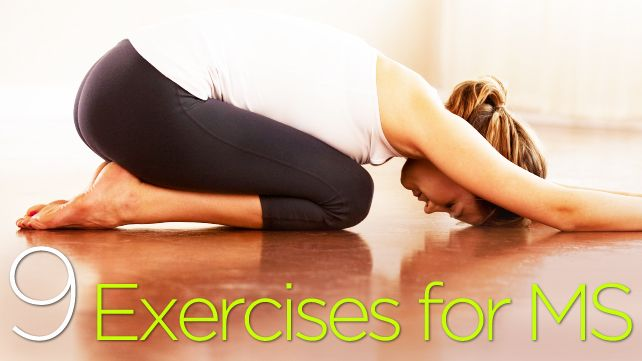Nine Exercises for Advancing MS Written by Kimberly Holland | Medically Reviewed by George Krucik, MD