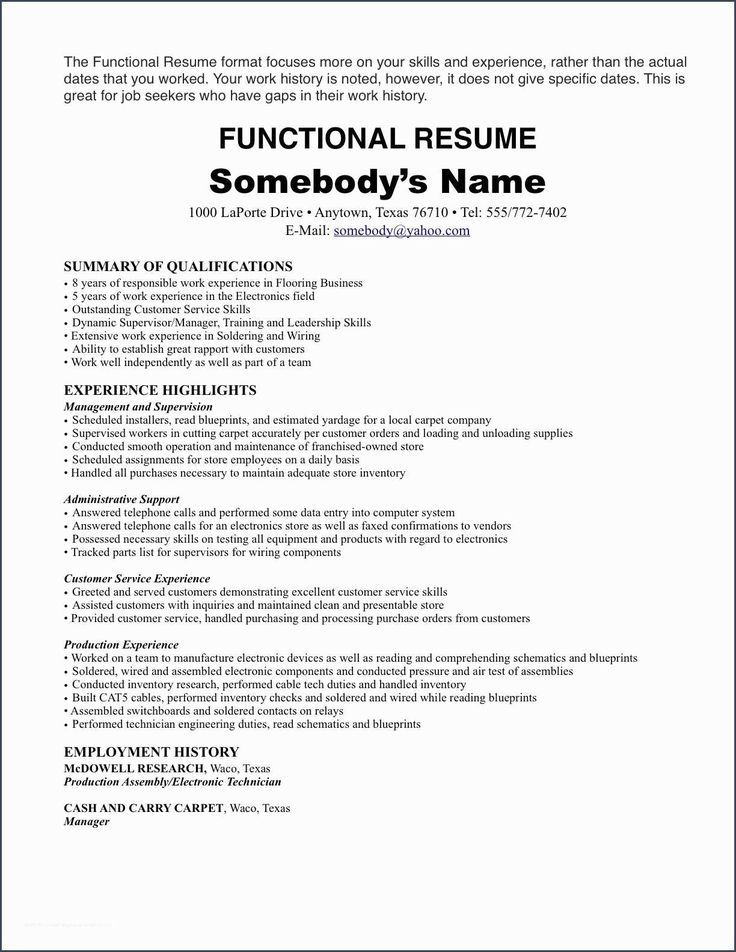 50 Work Resume 50 Resume Work