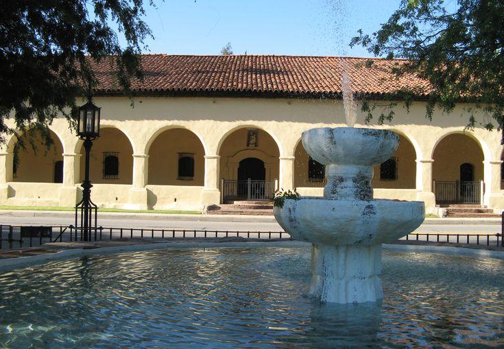 The San Fernando Mission, San Fernando, CA