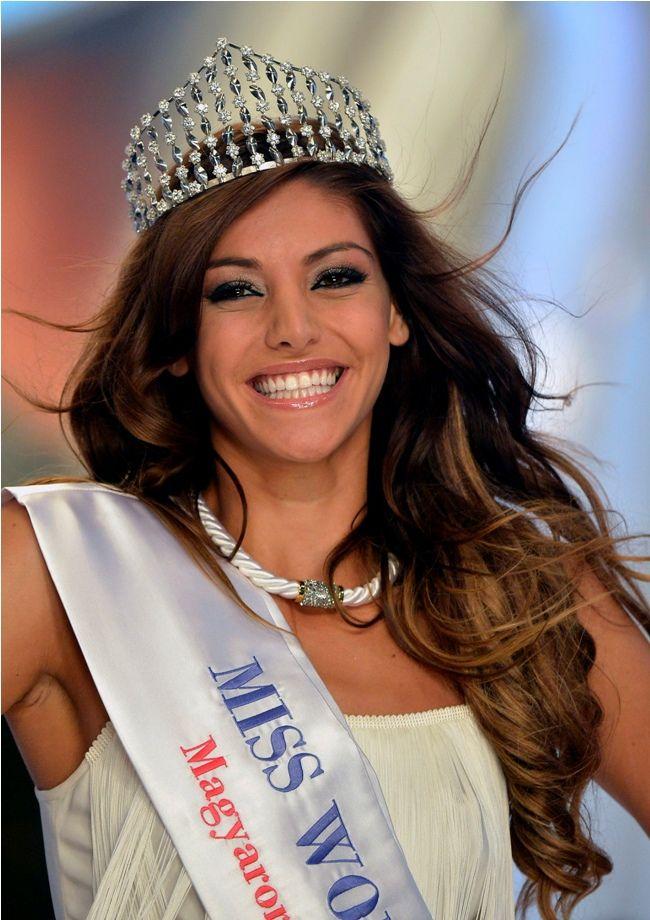 Kulcsár Edina lett 2014 legszebbje. A Magyarország Szépe nevű verseny győztese képviseli országunkat októberben, a Miss World londoni világdöntőjén