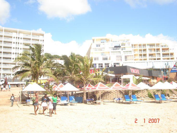margate beach south coast durban KZN South Africa