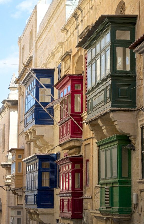 82 Best Maltese Balconies Images On Pinterest Balconies