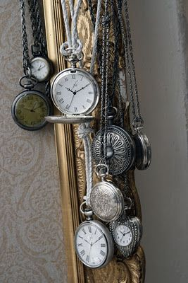 Clock Hourglass Time:  #Watches.