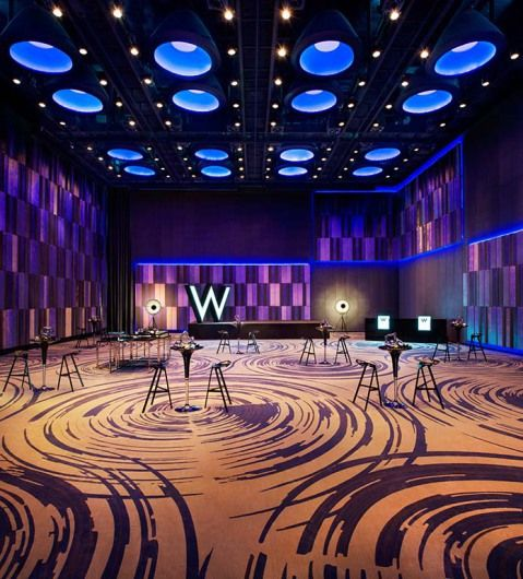 W; Hotel; Bangkok; Thailand © Courtesy of W Hotels
