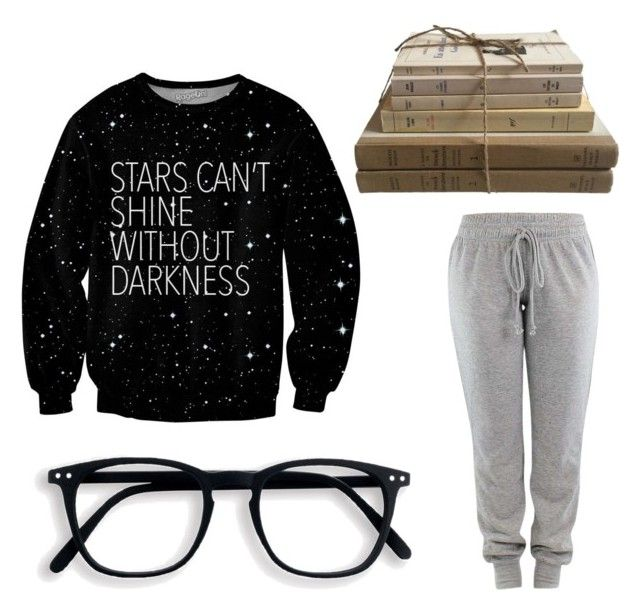Reading outfit by londonkat on Polyvore featuring polyvore, fashion, style and clothing