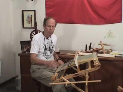 Kromski Harp, Understanding the Rigid Heddle Loom, Part 1 - YouTube
