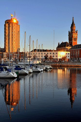 Dunkerque, le port