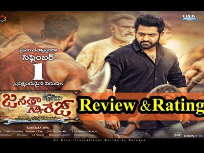 NTR's Janatha Garage Movie Review - Mohanlal, Samantha @ http://www.apnewscorner.com/news/news_detail/details/13188/latest/NTRs-Janatha-Garage-Movie-Review---Mohanlal-Samantha.html