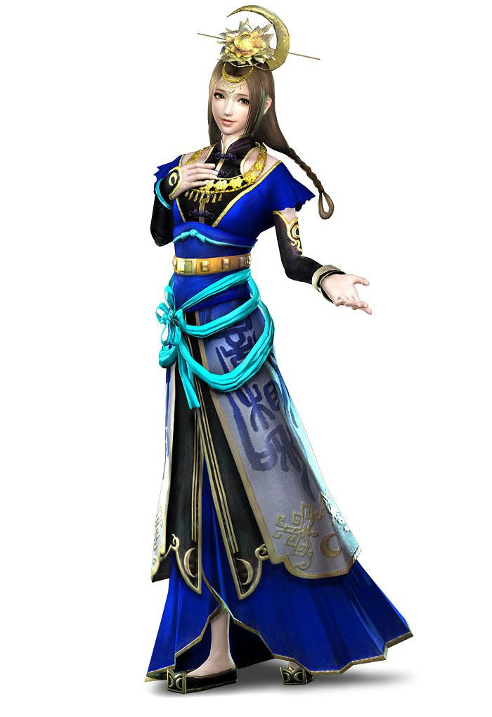 Cai Wenji, Dynasty Warriors 7