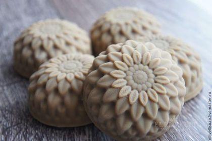 Живое мыло с нуля Шоколадный тирамису Холодный способ - мыло ручной работы