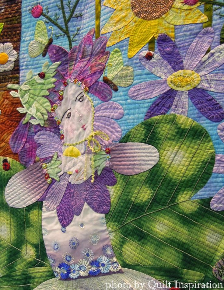 94 best Fantasy & fairytale quilts images on Pinterest | Quilting ... : quilt shows in florida - Adamdwight.com