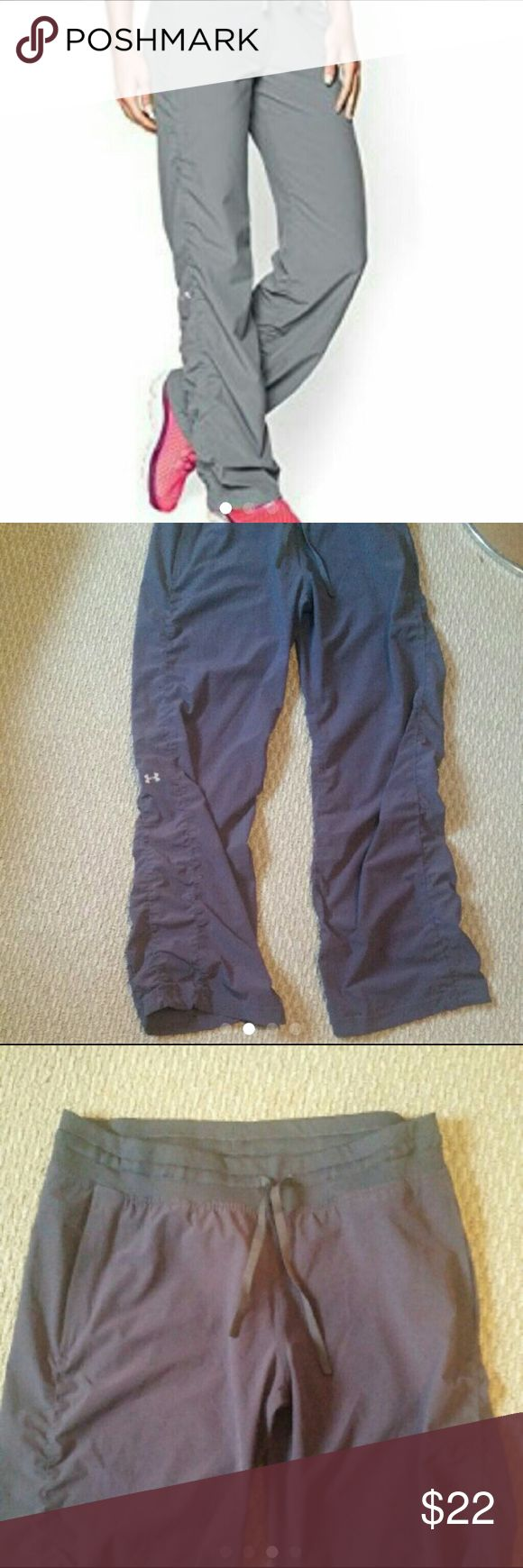 Men's under Armour xl storm pants Like new Windbreaker pants  Size xl Under Armour pants  It's storm under Armou Under Armour Pants