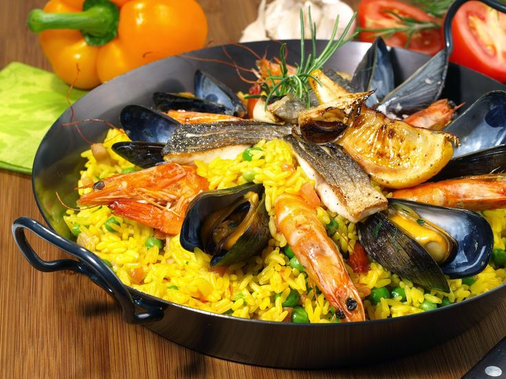 The Cooking Addiction: Seafood Paella