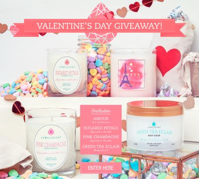 Valentine's Day Gift-Guide Giveaway