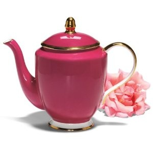Gracie Fuchsia Teapot from Stash Tea Co.