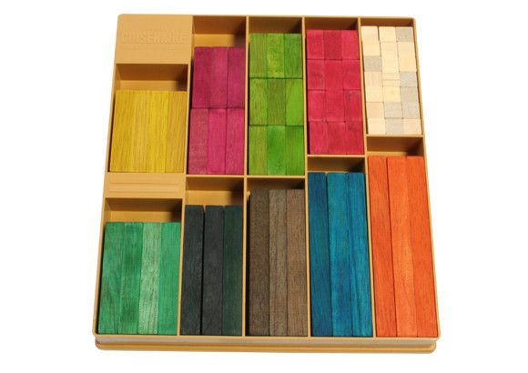 Original Cuisenaire Rods Set : I learnt how to count as a little girl with these!