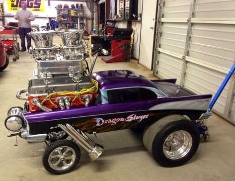 57 Chevy Zinger