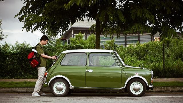 Green Lao Liang Loves Green Classic Mini by jiazi