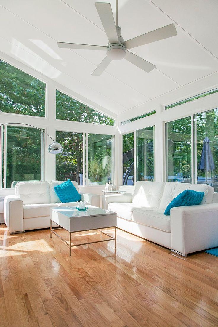 Sunrooms And Conservatories | Sunroom Addition | All Season Room | LivingSpace  Sunrooms