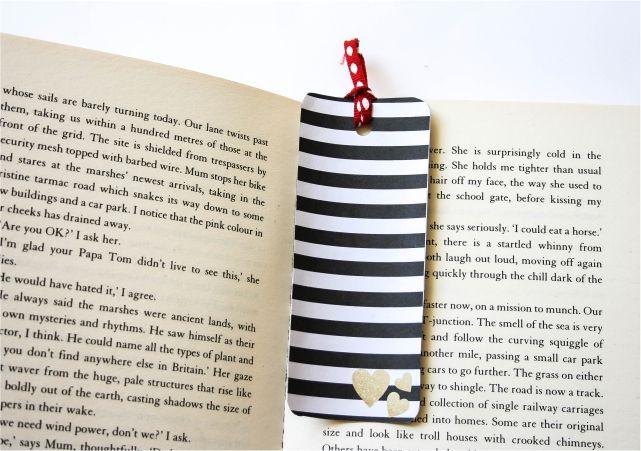 DIY Bookmarks #DIY #lblogger #lifestyleblogger #lifestyleblog #crafts #DIYblogger #bookmark