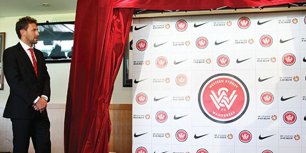 25th June 2012: Western Sydney Wanderers came into being.