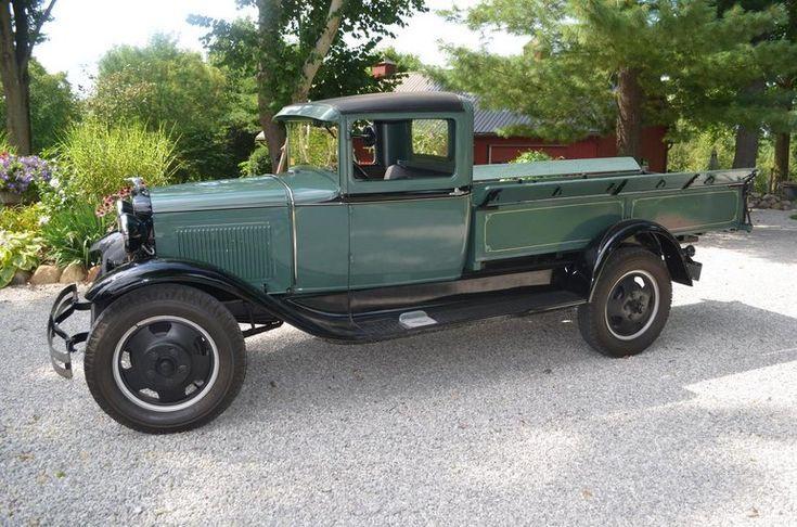 1931 Ford Model Aa Zu Verkaufen Chevy Trucks Pickup Auto Zu
