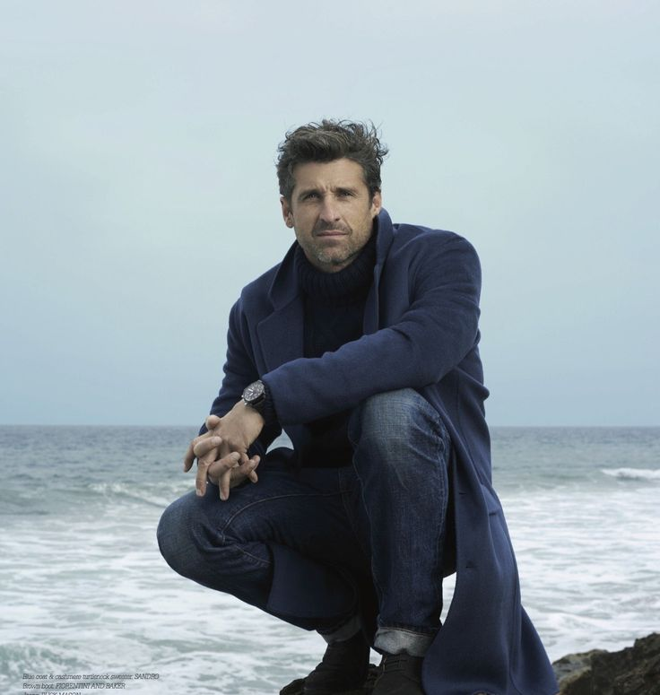 Patrick Dempsey Dishes on 'Bridget Jones's Baby'