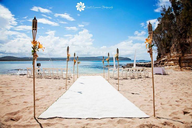 James & Grace Kember's Wedding: Double Exposure Photography Murramarang Beachfront Nature Resort Wedding Inspiration