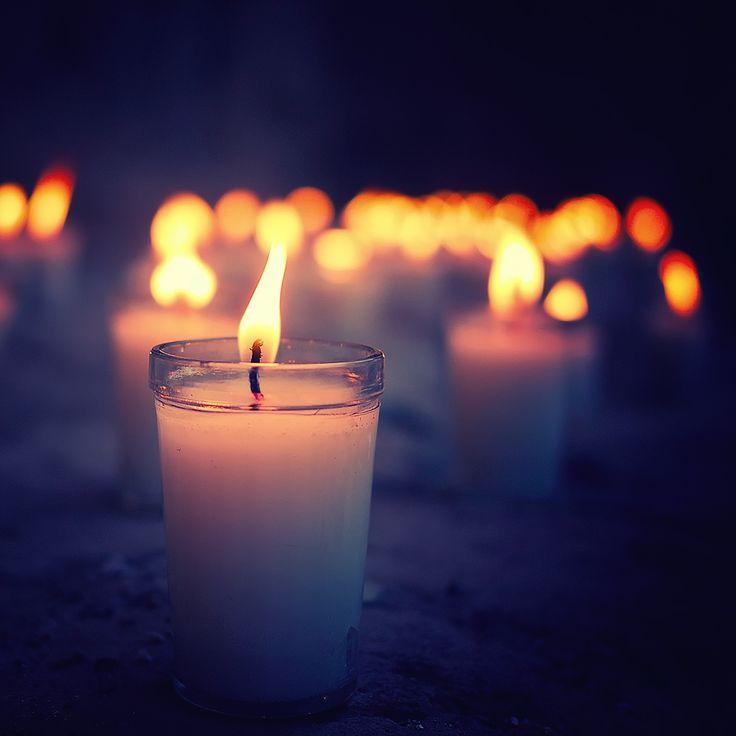 Candles by IsacGoulart.deviantart.com on @DeviantArt