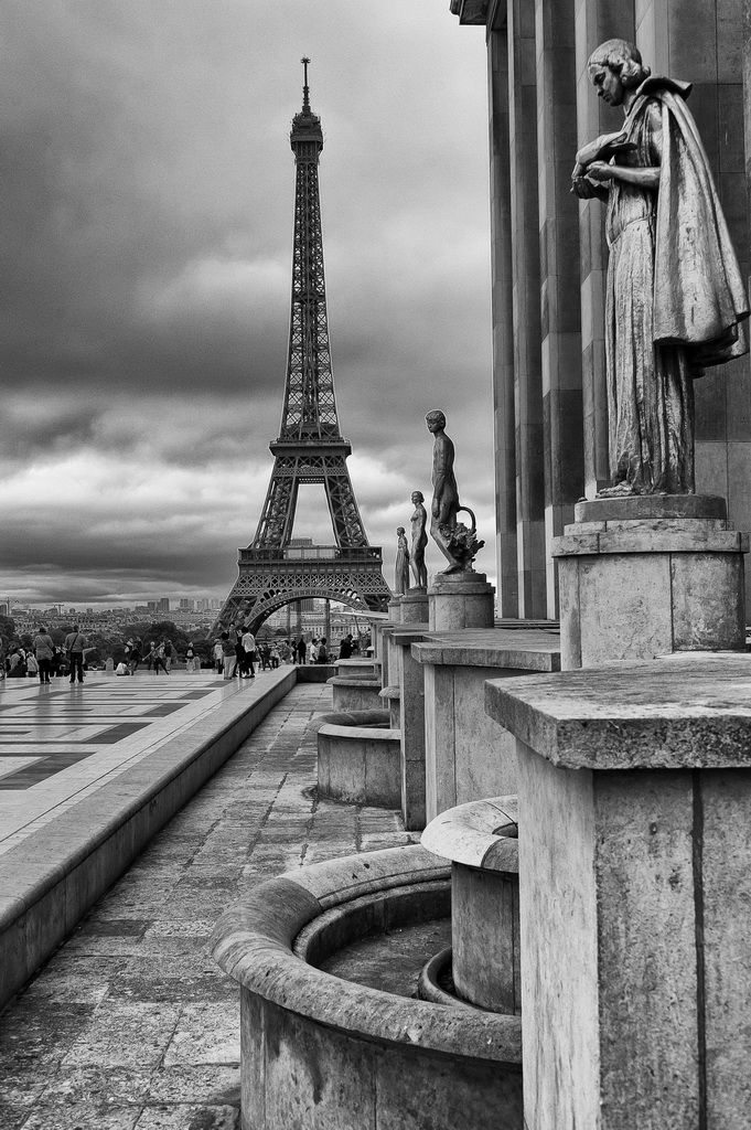 Tour Eiffel by hj sommer