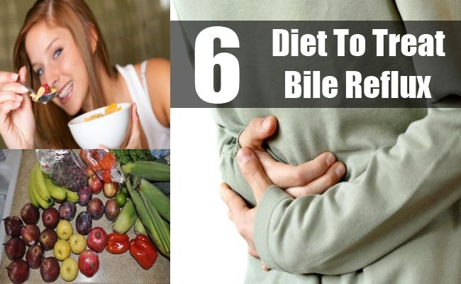 http://6 Proper Diet To Treat Bile Reflux