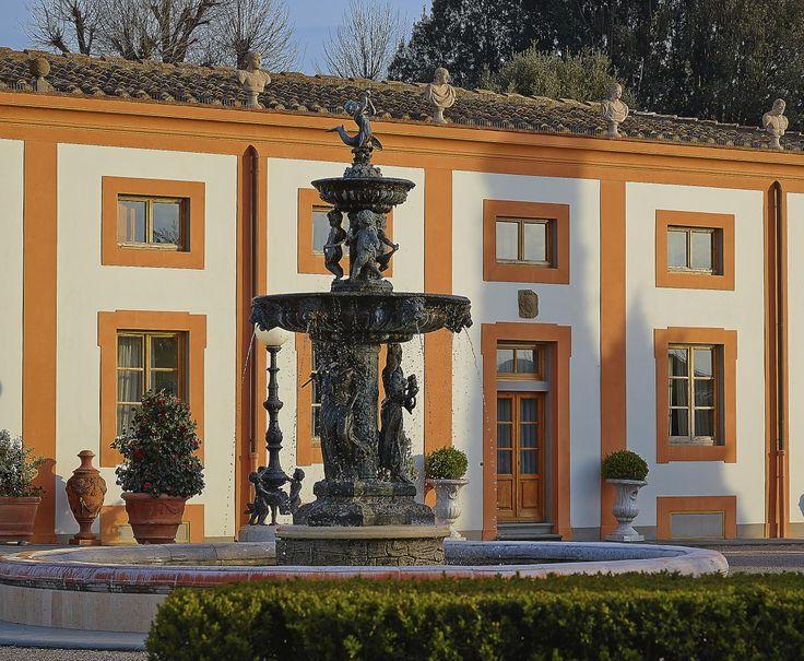 Villa Olmi - La Fattoria