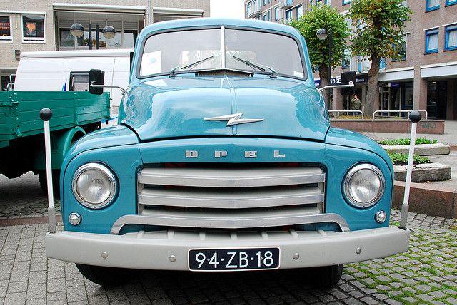 1959 Opel Blitz 1.75T-330 by Michiel2005