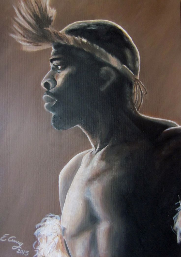 Newest post. Newest oil paining portrait. People Being: Portrait Zulu Man. Subscribe to my monthly newsletter to catch the latest, and any promotions! http://eepurl.com/bcKvun