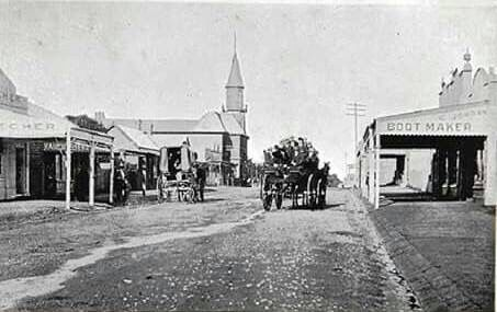 Main St. Mornington 1913