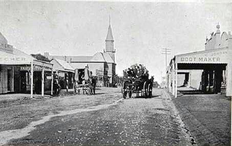 Main St. Mornington 1913