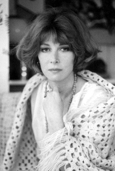 Lee Grant, 1976. Photo by Cynthia MacAdams.