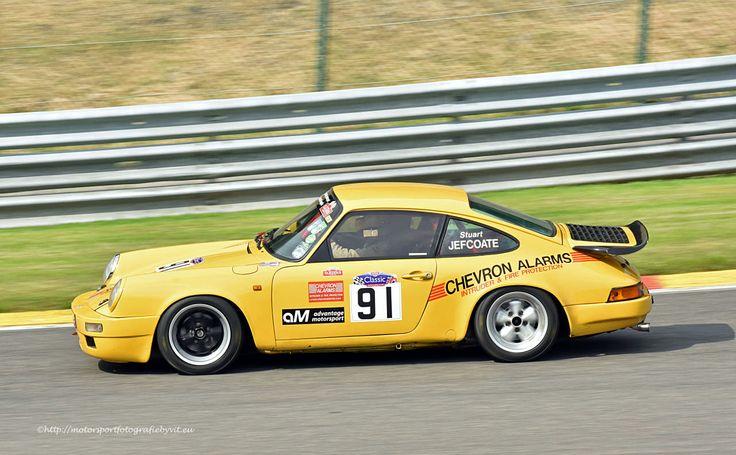 1983 Porsche 911 Carrera Race Car