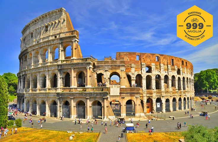 The Randonnée 999 Miles - Rome and South Italy is not only a bike tour but it is an experience, a real travel to discover marvels of Italy. It is an adventure following the style of Grand Tour famous in '700 and '800 centuries, through which know culture, art, traditions and natural beauties of places often out from tourist mass sites. Central and Southern Italy. #dreavel  #discoverlazio #lazio #toursinlazio #sportivi #999miles