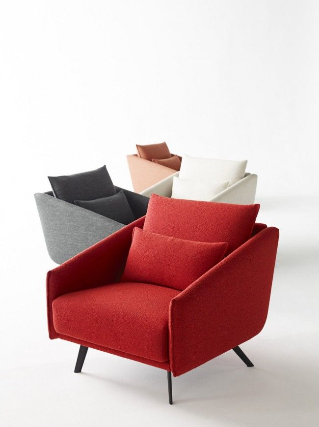 nuevo sof costura un diseo de jon gasca butaca ottoman sofa y
