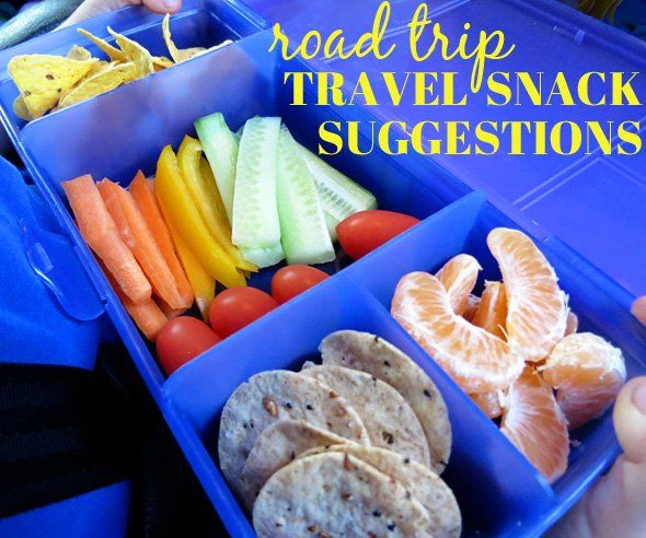 Family Travel: Road Trip Snack Suggestions | Childhood101