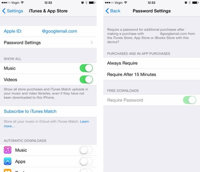 iOS 8.3 Beta Setting Lets You Download Free Apps Without