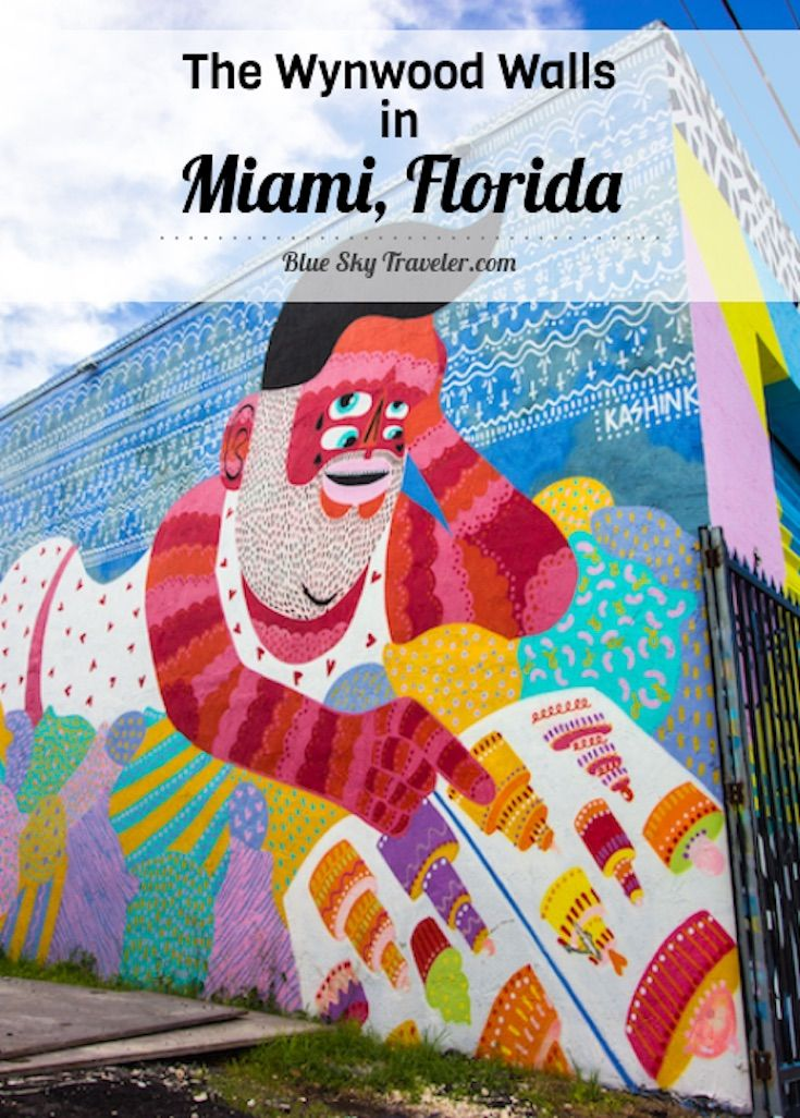 Street art - fan or foe?  You might become a fan after walking Miami's Wynwood neighborhood - a museum of streets.  See more at http://BlueSkyTraveler.com