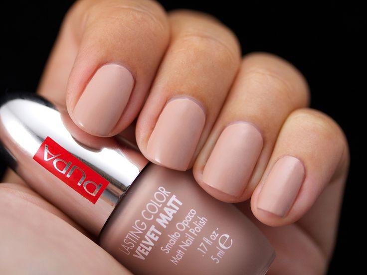 #velvetmatt #nailpolish #nails 005 NUDE