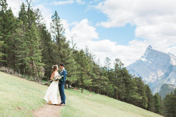 Canadian Rocky Mountain Wedding— Heidrich Photography