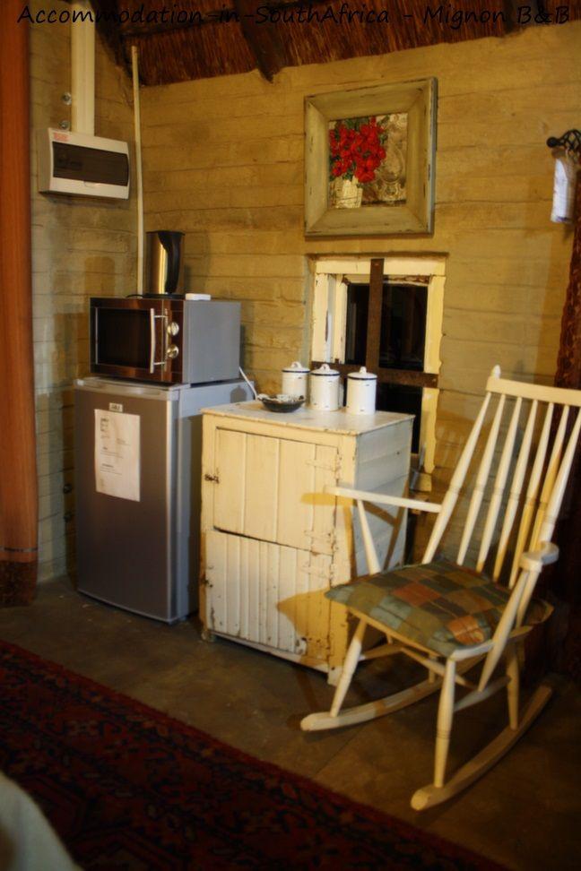 Accommodation at Mignon B&B Sasolburg.